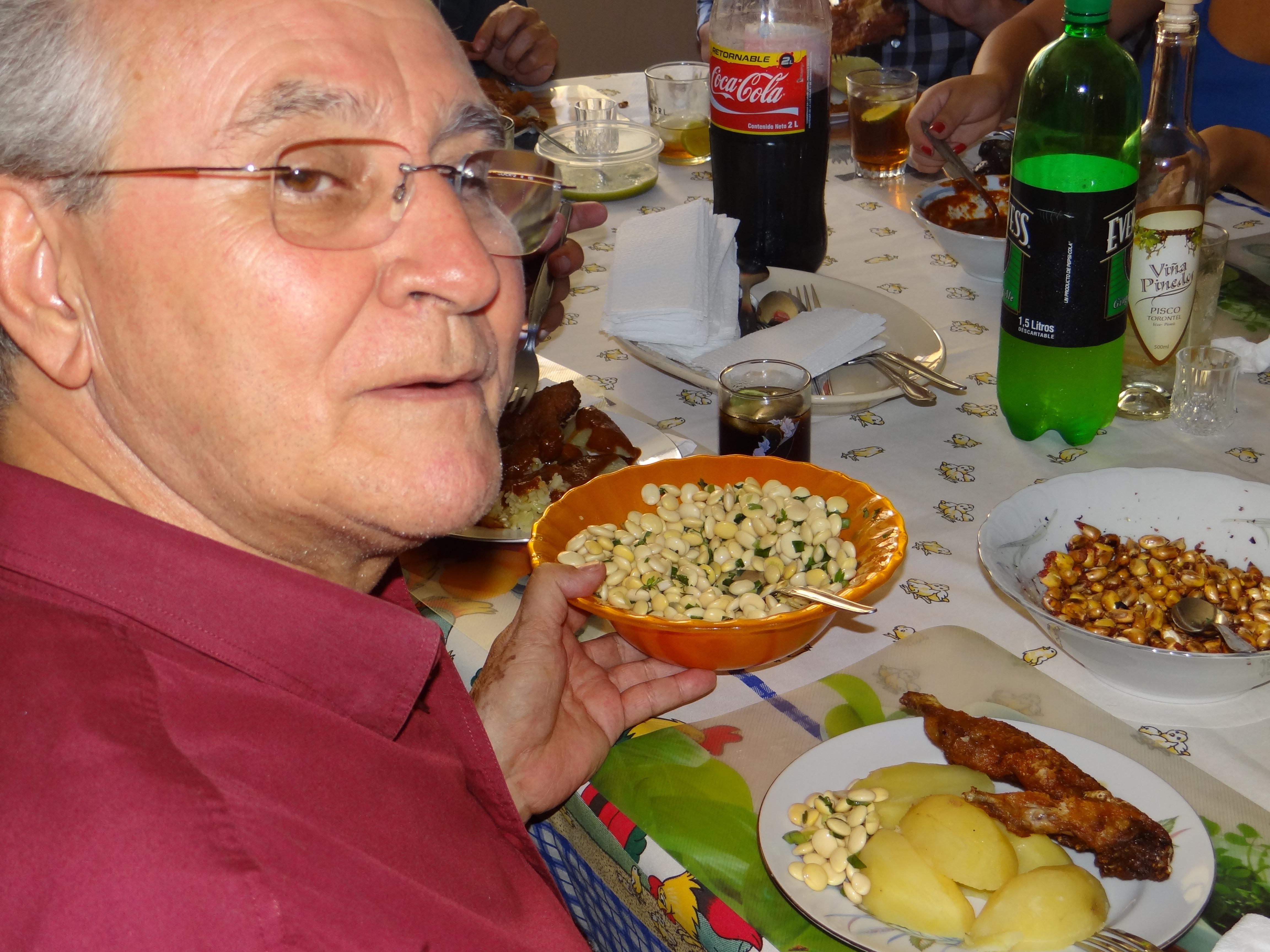 Prato interessante que comi no último dia de Peru: Cuy – porquinho  #2F6B0C 4608 3456
