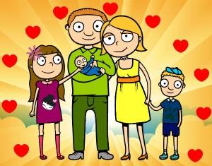 familia-unida-familia-pintado-por-haydesita-9719034
